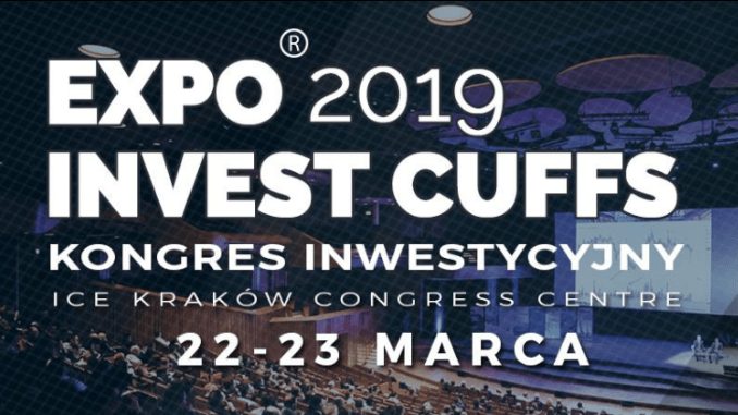 EXPO Invest Cuffs 2019