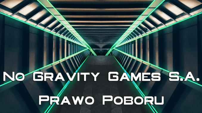 No Gravity Games SA - ciekawy rozwój sytuacji